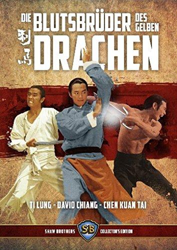 Die Blutsbrüder des gelben Drachen - Shaw Brothers Collector's Edition Nr. 9 (+  DVD) [Blu-ray] [Limited Edition]