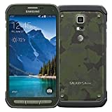 Samsung G870A Galaxy S5 Active for AT&T [Camo Green]