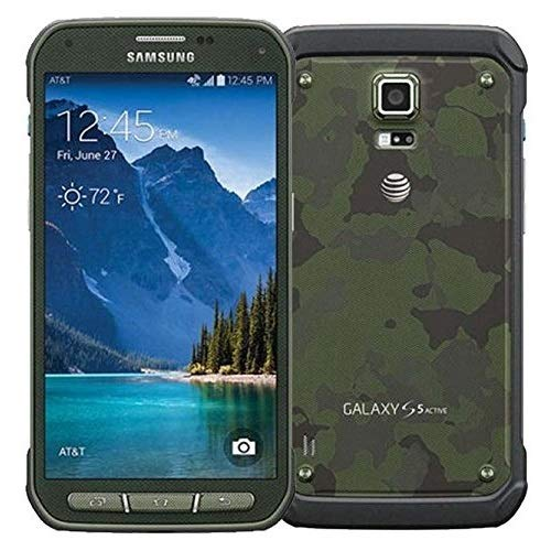 Location Of - Samsung Galaxy S5 Active (AT&T) Real-Time GPS Tracking