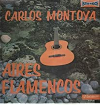 Carlos Montoya, Aires Flamencos IMPORT LP