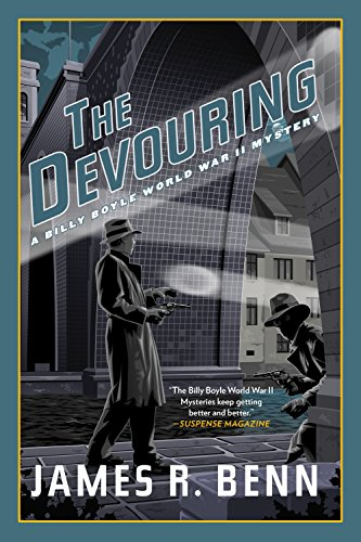 Image of The Devouring (A Billy Boyle WWII Mystery Book 12)