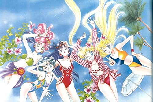 Zenghh Sailor Moon Alfombrilla de raton Minako Aino Venus ex