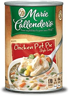 Marie Callender's Chicken Pot Pie Style Soup 14.75 Oz. (4 Pack)