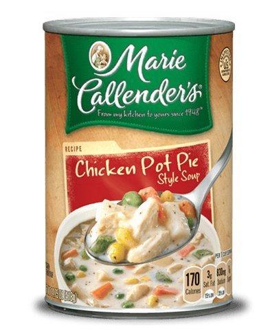 Marie Callenders Chicken Pot Pie Style Soup