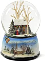 thomas kinkade winter cottage
