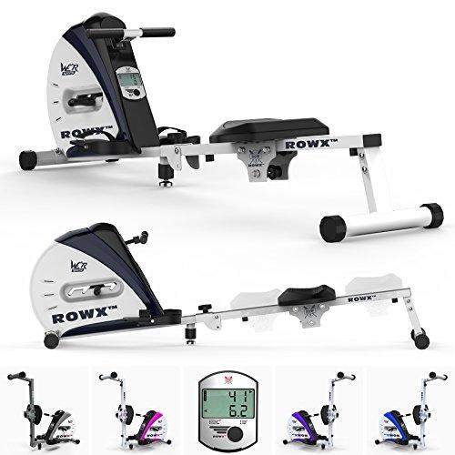 We R Sports Prime Aviron Machine Corps Tonner Maison Rameur Aptitude Cardio Faire du Sport Poids...