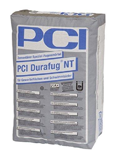 PCI Durafug NT Fugenmörtel 25 kg Nr. 16 silbergrau