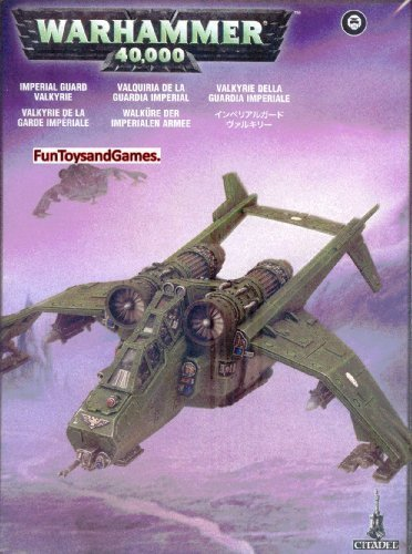 GAMES WORKSHOP 99911166611 in Astra Militarum Valkyrie Tisch- und Miniaturspiel