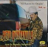 Beto Quintanilla El Ratoncito Orejon by Beto Quintanilla (0100-01-01)