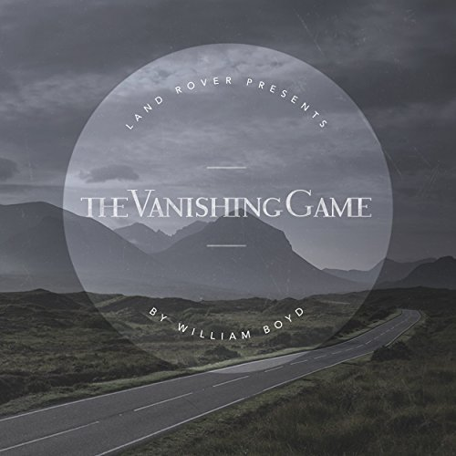 The Vanishing Game audiobook cover art