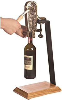 le grape uncorking machine