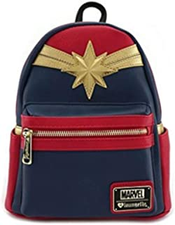 Disney - CAPTAIN MARVEL RED SUIT - Cosplay Mini BackPack