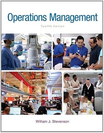 Operations Management + Connect Plus