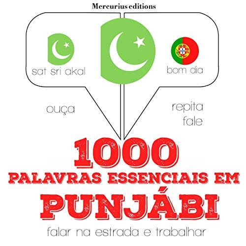 1000 palavras essenciais em punjabi audiobook cover art