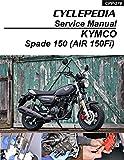 KYMCO Spade Online Service Manual (English Edition)