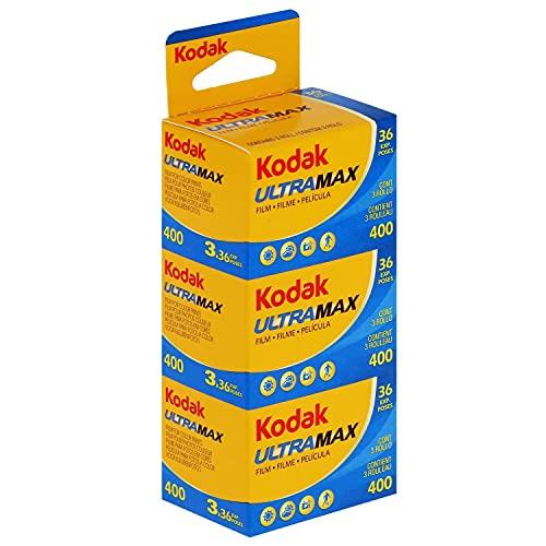 KODAK 1x3 Ultra max 400 135/36