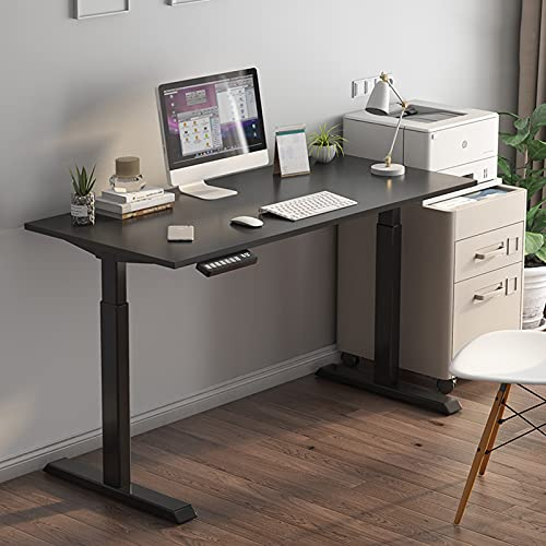Mesa de Ordenador Estación de trabajo Smart Office Starfing Office STARTE STARCE STARTE STARTE Moderno de escritorio ORDENADOR PERSONAL Estudio de la computadora de la computadora portátil Estudio de