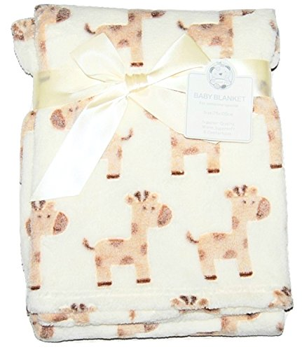 Baby Boy Girl Unisiex Soft Fleece Wrap Blanket...