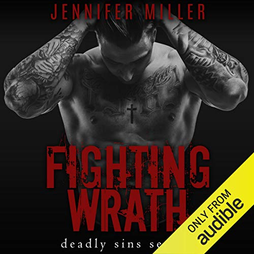 Fighting Wrath audiobook cover art