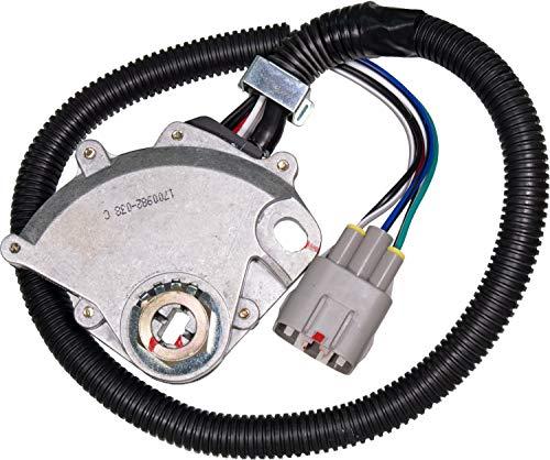 APDTY 134100 Transmission Range Sensor Neutral Safety Switch Fits 00-01 Audi A4 00-05 A6 00-03 A8 01-05 Allroad 03-04 RS6 00-02 S4 02-03 S6 01-03 S8 2002-05 VW Passat 04-06 Phaeton Includes Quattro