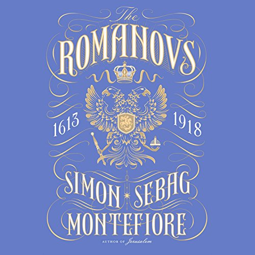 The Romanovs cover art