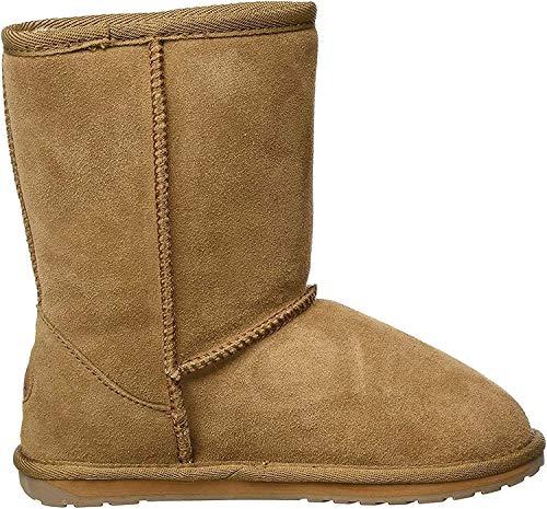 Emu Wallaby Lo,Unisex - Kinder Stiefel, Beige (Chestnut), 31 EU  (12 UK)