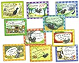 Hairy Maclary 10 Books Collection Set Pack RRP £59.90 (Hairy Maclary from Donaldson's Diary, Rumpus at the Vet, Hairy Maclary's Show business, Hairy Maclary's Caterwaul Caper, Scattercat, Za