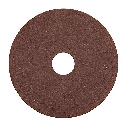 xiaoyu shop Muela de molienda, 105 mm x 22 mm de metal muela para 3/8 '325 echada motosierra afilador amoladora