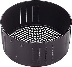 HEMOTON 3. Cesto de substituição para fritadeira a ar de 5 litros, cesta antiaderente para fritura de cozinha, acessórios ...