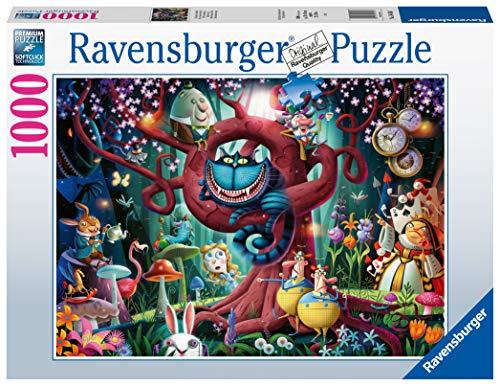 Puzzles Alicia En El Pais De Las Maravillas