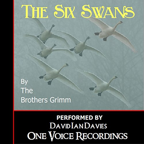 The Six Swans audiobook cover art