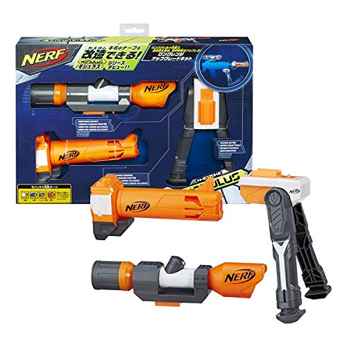 Nerf Modulus Long Range Upgrade Kit, Standard Packaging