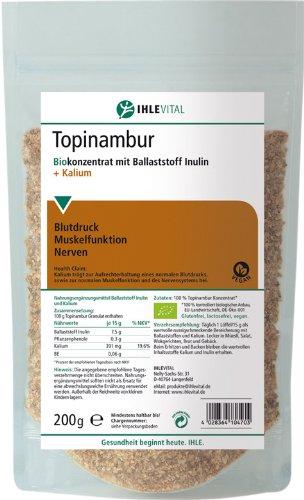 Ihlevital Topinambur Granulat Bio 200g