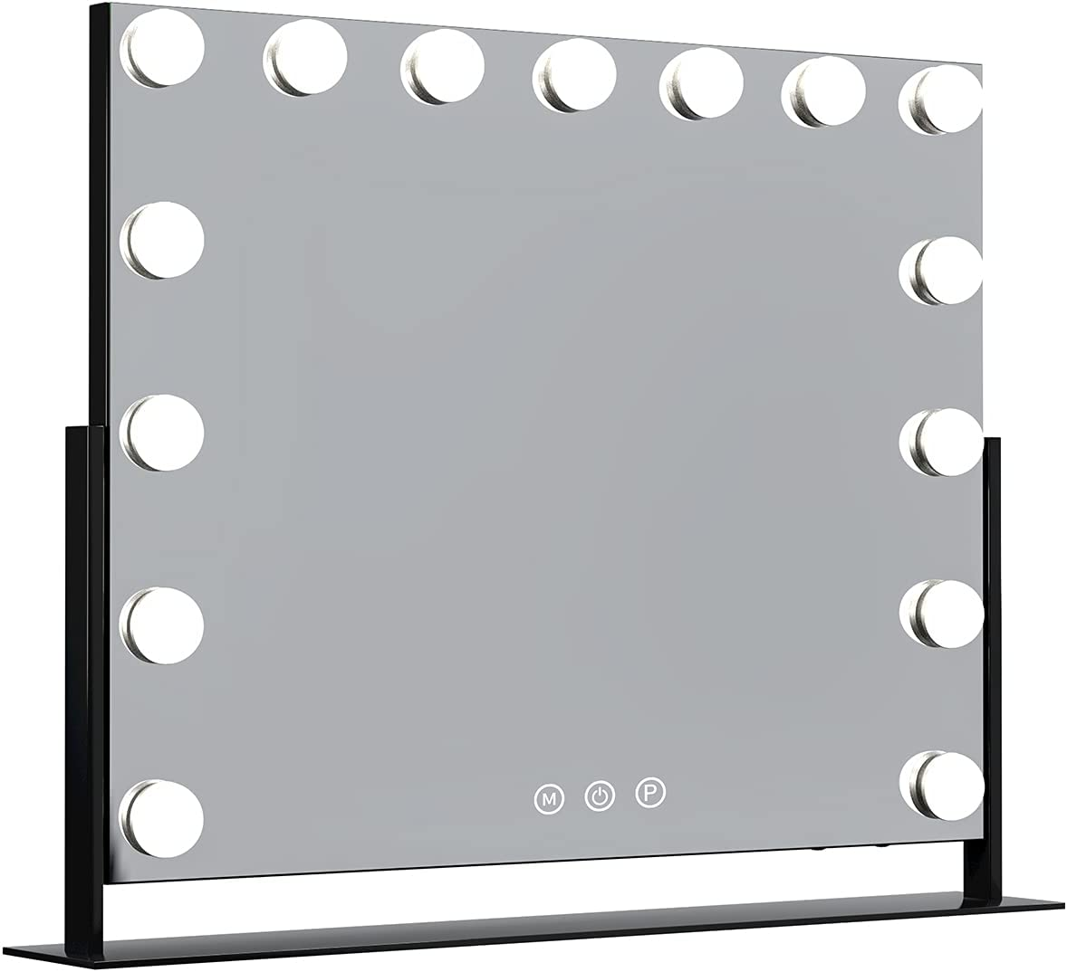 GeekHouse Vanity Mirror Limited price with Lights Lighted Hollywood Makeup 5 ☆ popular Mi