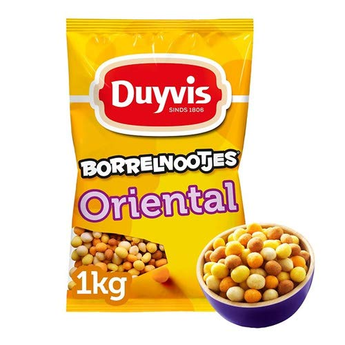 Duyvis Party Nuts Borrelnootjes - Oriental peanuts covered in Max High quality new 72% OFF
