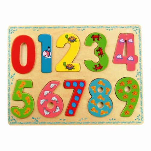 Bino & Mertens- Puzzle Cifras (Mertens GmbH 88109)