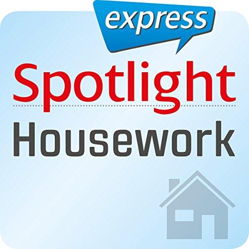Couverture de Spotlight express - Mein Leben: Wortschatz-Training Englisch - Hausarbeit