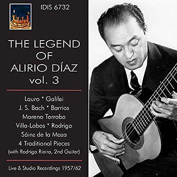 The Legend of Alirio Díaz, Vol. 3