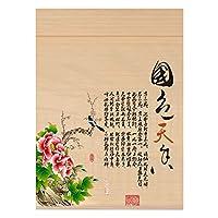 RZEMIN ロール竹カーテン 光フィルタリングパーティションプライバシー保護カーテン、イージーリフトロールアップウィンドウブラインド、カスタムサイズ (Color : Bamboo-A, Size : 65cmx170cm)
