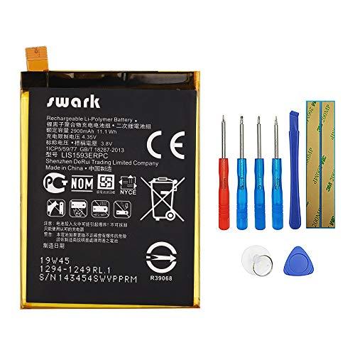 Swark - Batteria LIS1593ERPC per Sony Xperia Z5 E6603 E6653 con strumenti