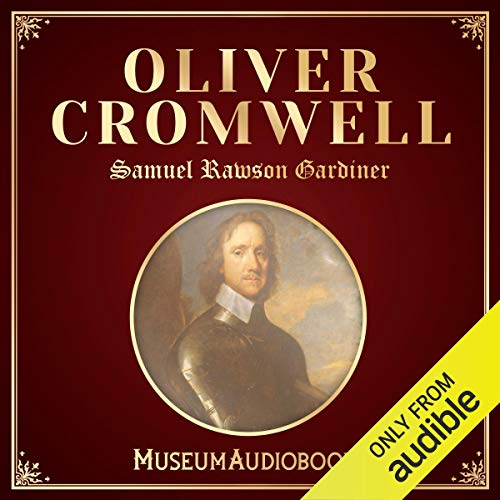 Oliver Cromwell cover art