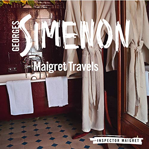 Maigret Travels cover art