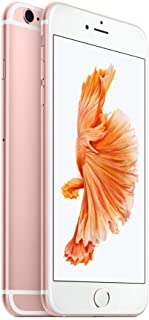 Apple iPhone 6s Plus Space Grey 64GB SIM-Free Smartphone (Renewed)