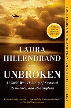 Paperback Unbroken : A World War II Story of Survival, Resilience, and Redemption Book