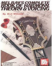 Mel Bay's Complete Book of Harmony, Theory & Voicing (Paperback) - Common
