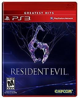 Resident Evil 6 - Playstation 3 (B0050SXLQC) | Amazon price tracker / tracking, Amazon price history charts, Amazon price watches, Amazon price drop alerts