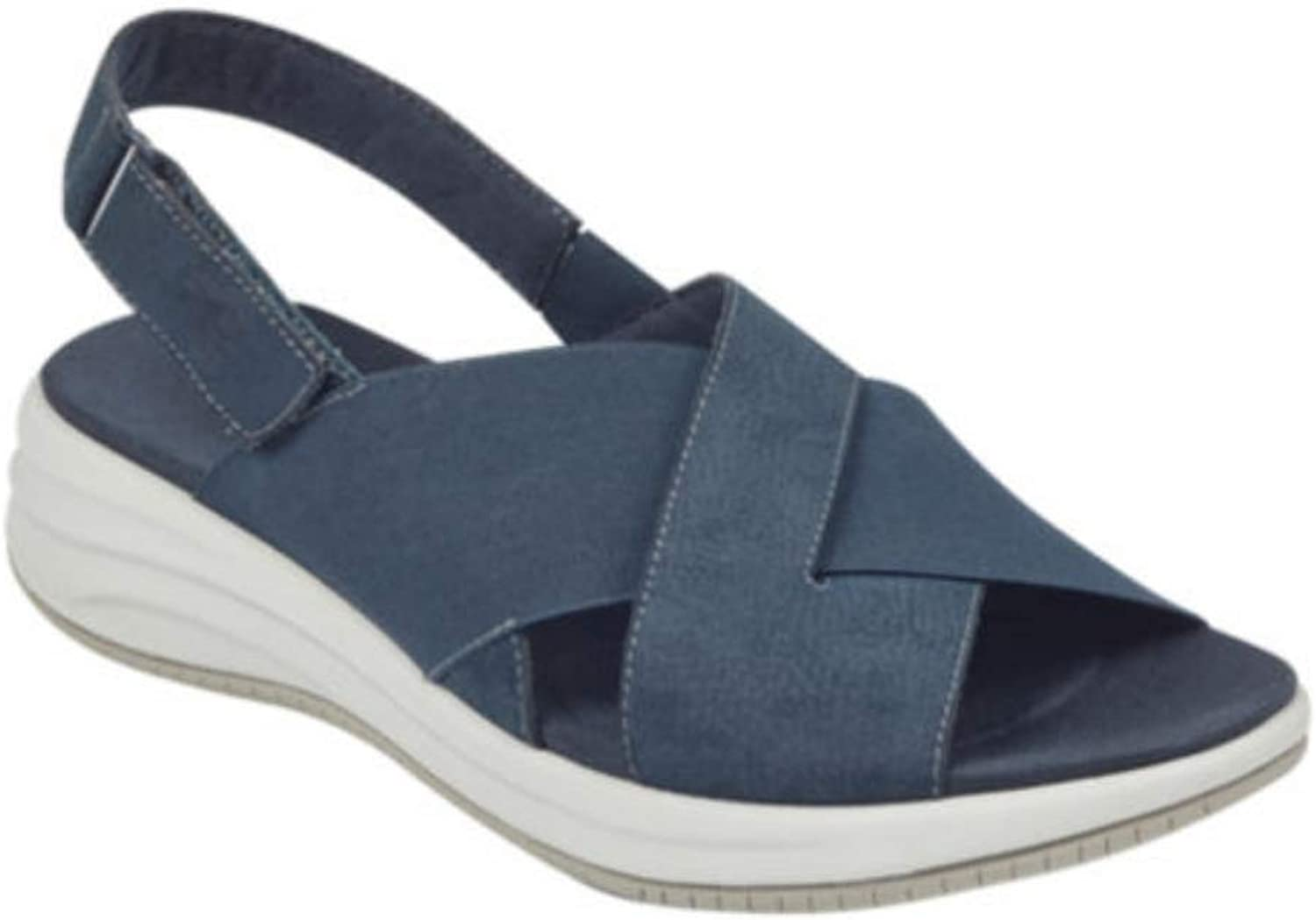 Easy Spirit Womens Daimiel Flat Sandals