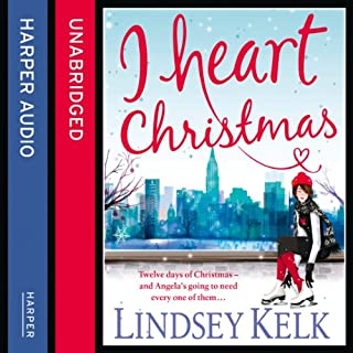 Page de couverture de I Heart Christmas