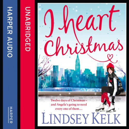 I Heart Christmas audiobook cover art