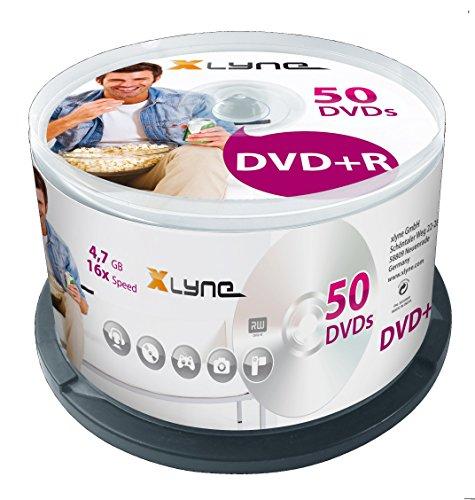 Xlyne - DVD+R x 50-4.7 GB